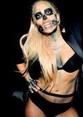 13. Lady GaGa - Creepy 28%