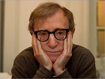 9. Woody Allen - Creepy 30%