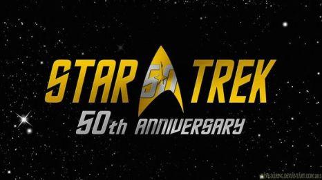 Star Trek 50th Logo